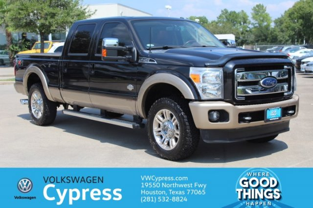 Pre-Owned 2011 Ford Super Duty F-250 SRW King Ranch