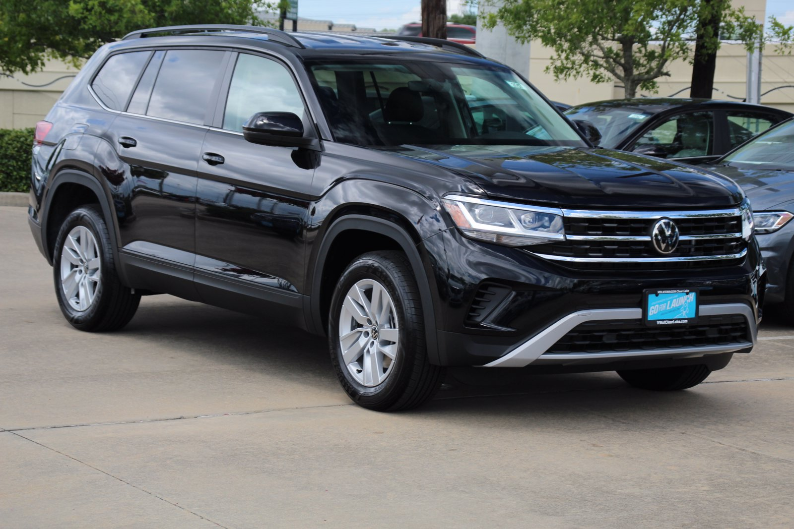 New 2021 Volkswagen Atlas 2.0T S