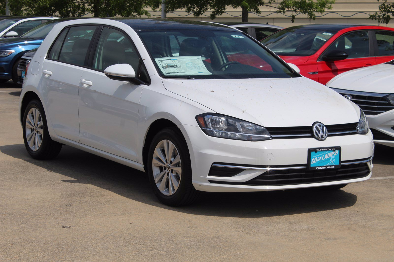New 2020 Volkswagen Golf TSI